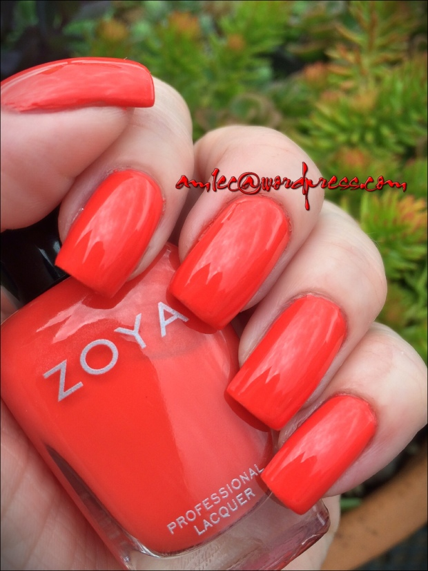 Zoya- Rocha - Tickled - Summer 2014